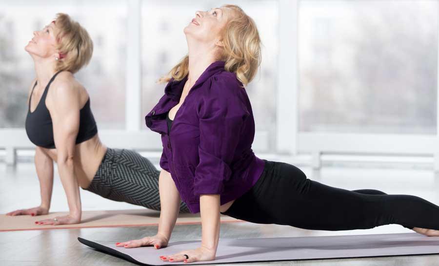 Exercises for Better Flexibility
