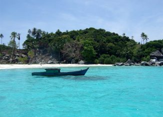 Anambas Islands, One of the Best Tropical Islands in Asia
