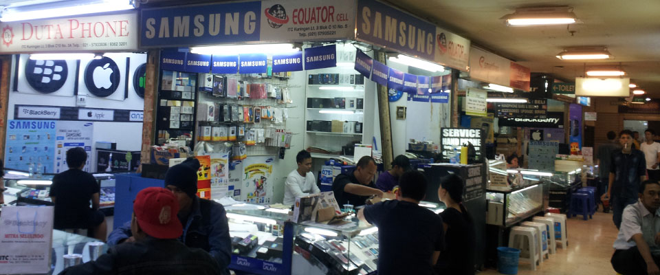 5 Places To Fix Your Gadgets In Jakarta Indoindians