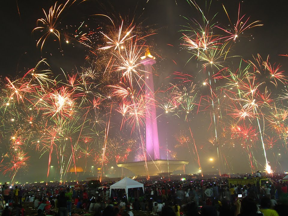 Where to Celebrate New Year in Jakarta?