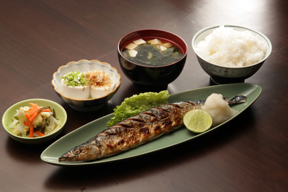 6 Healthy Japanese Food Habits that