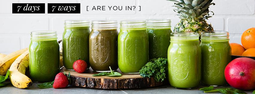7 reasons why green smoothies rock
