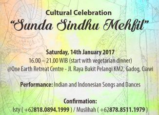 27th Anniversary of Anand Ashram Foundation: Sunda Sindhu Mehfil Cultural Celebration