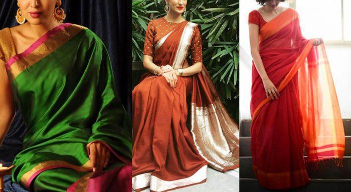 Basic Sari Draping Style