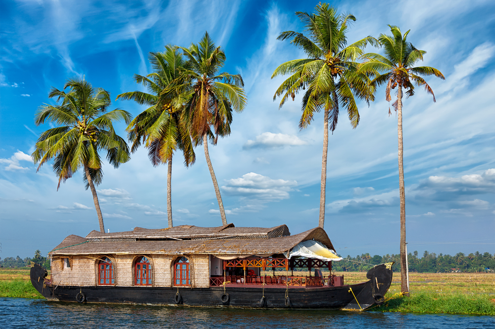 Kerala, a tropical Venice