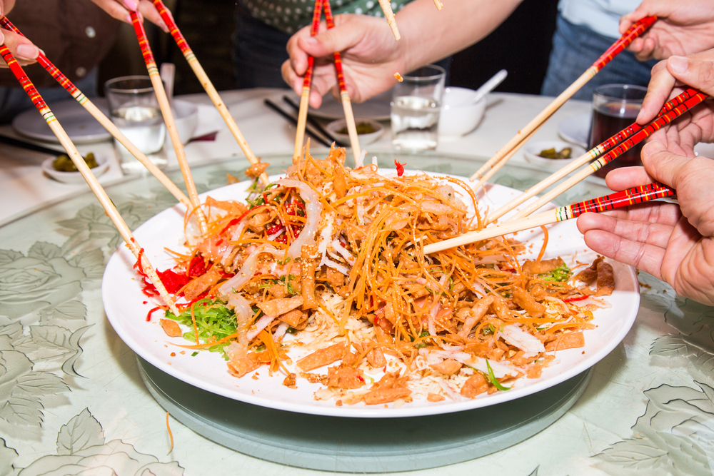 Yu Sheng or Prosperity Toss: A Fun Chinese New Year Tradition
