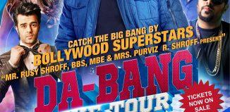 Da Bang 2017 HK Tour