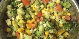 Healthy Italian Weight Loss Salad Recipe