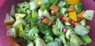 Tangy Fruits and Vegetable Salsa Recipe