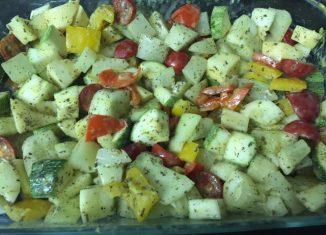 Yummy Tangy Salad Recipe