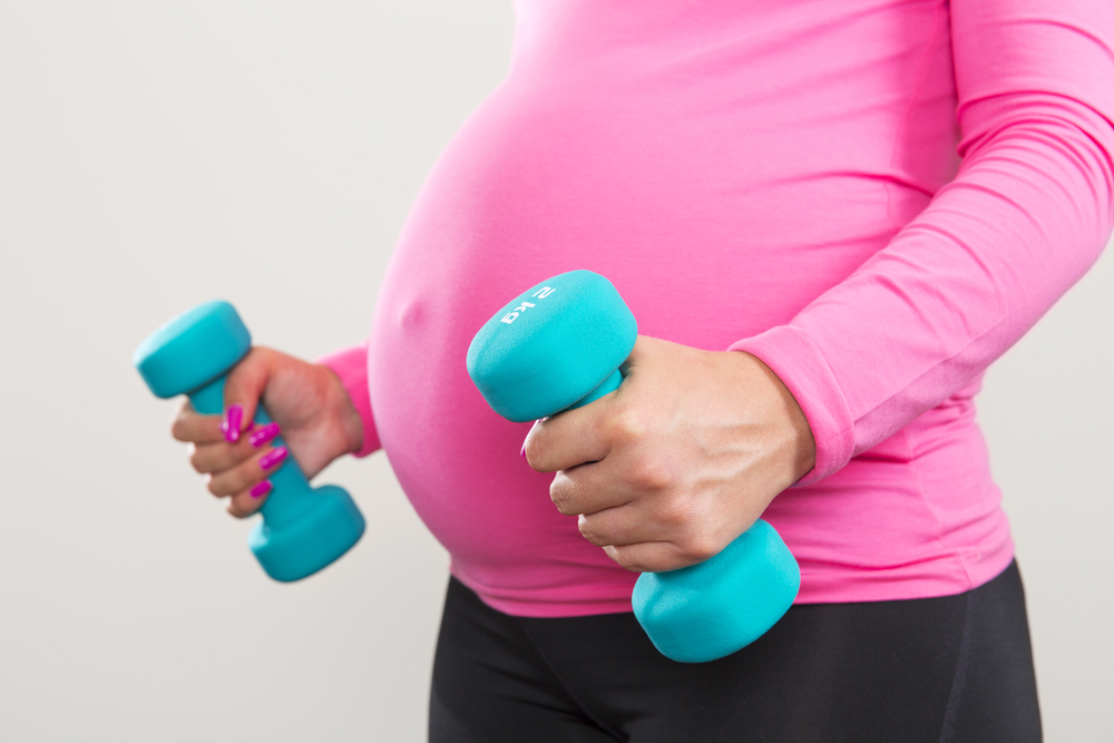 Safe Exercises for Pregnant Mothers