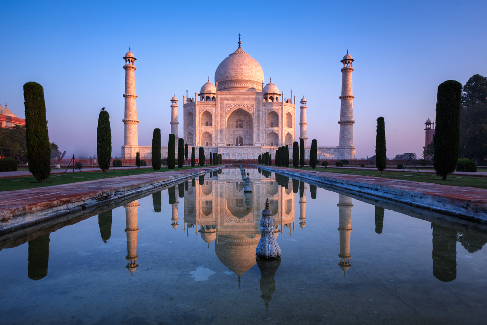 Taj Mahal: World's Most Iconic Tribute to Love