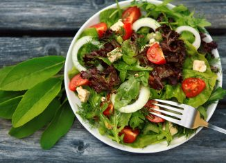 7 day simply salad