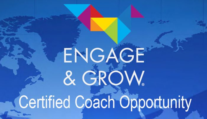 Engage and Grow Coaching Certification