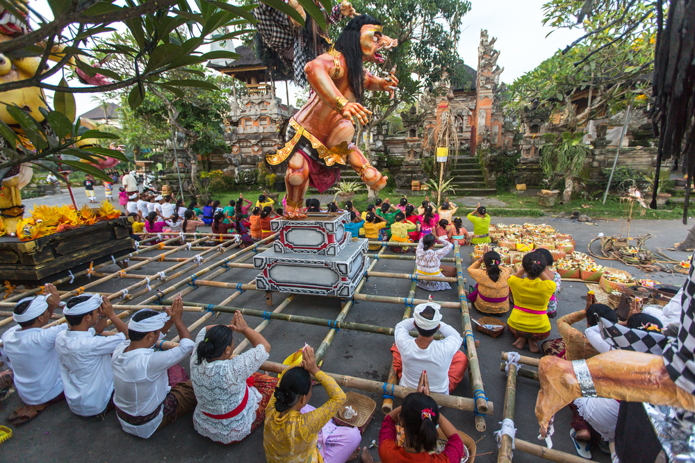 Nyepi Celebrations