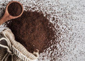 5 beauty recipes using coffee