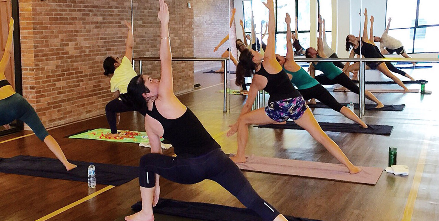 7 Recommended Yoga Studios in Jakarta