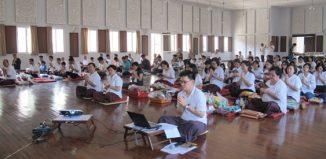 Meditation retreats around Jakarta