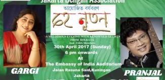 JABA He Nutan event in Jakarta