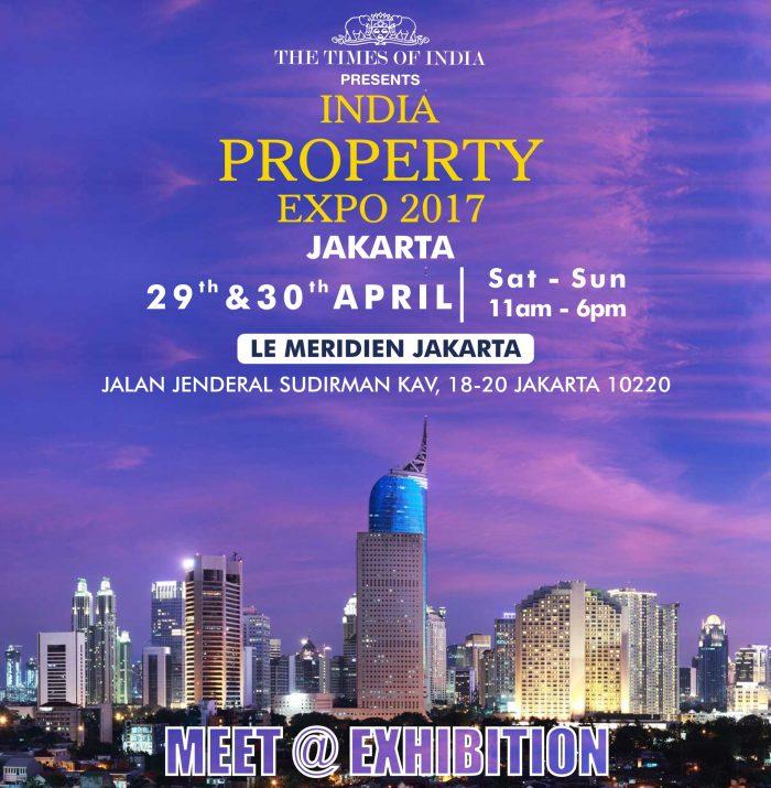 TOI India Property Fair Jakarta 2017