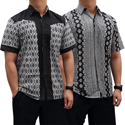 Batik shirts at the workplace