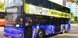 City Tour Jakarta: Explore Jakarta with Double-decker Buses