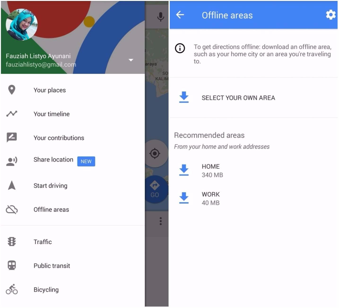 7 Smart Uses of Google Maps - Indoindians