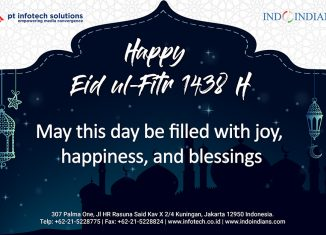 Selamat Hari Raya Eid ul Fitri