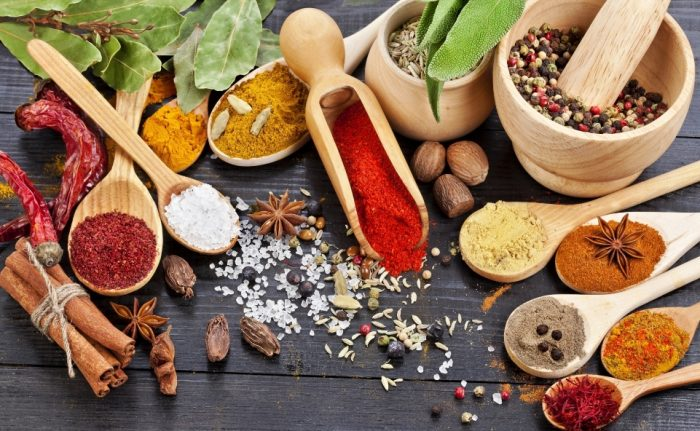 Herbs and Spices in Bahasa Indonesia