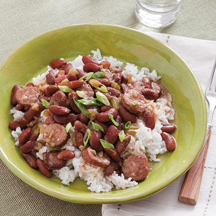 Make Ahead Meal Recipe: Stovetop Red Beans and Rice