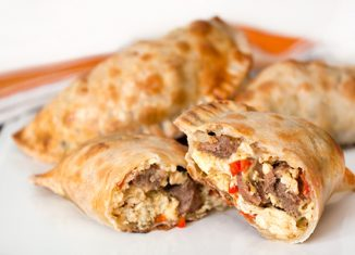 Make Ahead Meal Recipe: Breakfast Empanadas