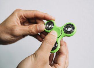 #TrendingNow: Fidget Spinners