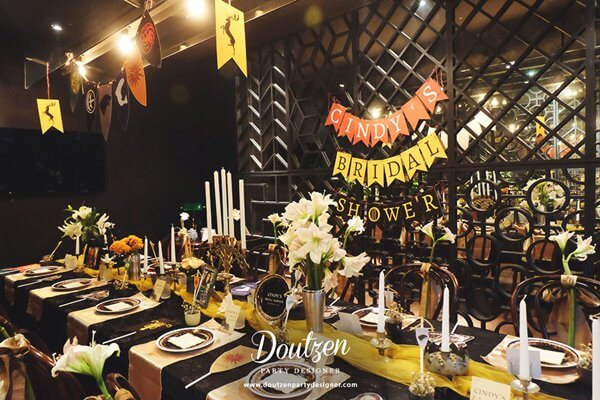 6 recommended event planners in jakarta indoindians doutzen provides decoration and souvenirs for all occasions such as birthday party engagement party wedding junglespirit Image collections