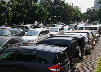 Jakarta government to increase parking tariffs this year