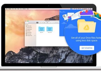The Google Drive app for Mac and PC to be shut down in March 2018