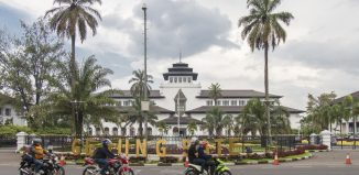 Bandung is the City with Cleanest Air in ASEAN