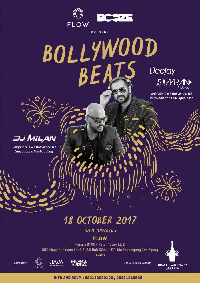 Bollywood Beats Jakarta DJ Feat