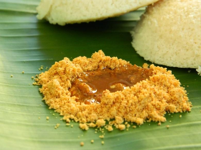 #IndianFoodRecipe: Molanga Podi (gun powder) Spice Powder
