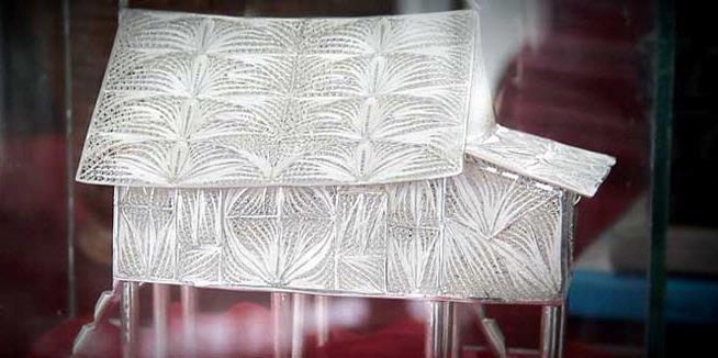 Kendari Werk, the Legendary Traditional Silver and Gold Filigree