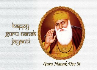 Guru Nanik Jayanti
