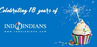 Celebrating 18 years of Indoindians.com