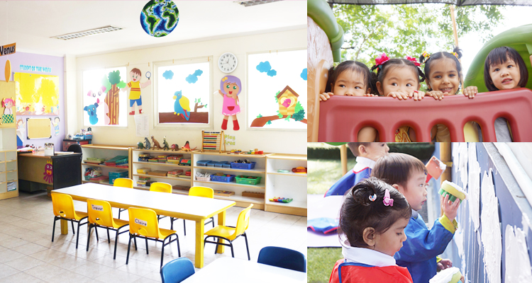 Preschools in Jakarta