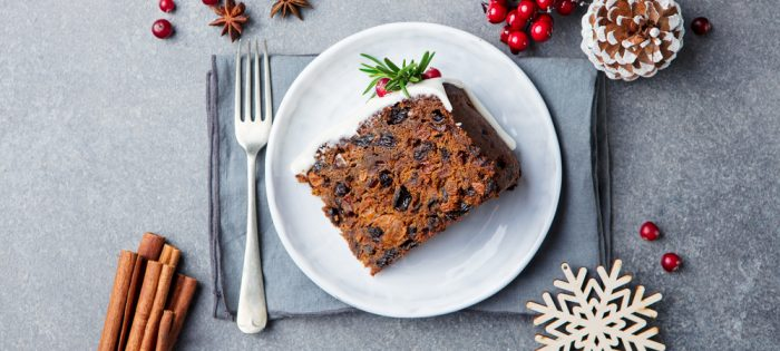 christmas rich fruit cake recipe on Indoindians