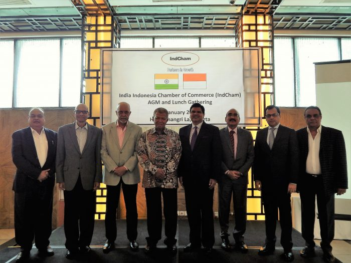 India Indonesia Chamber of Commerce (IndCham) board members