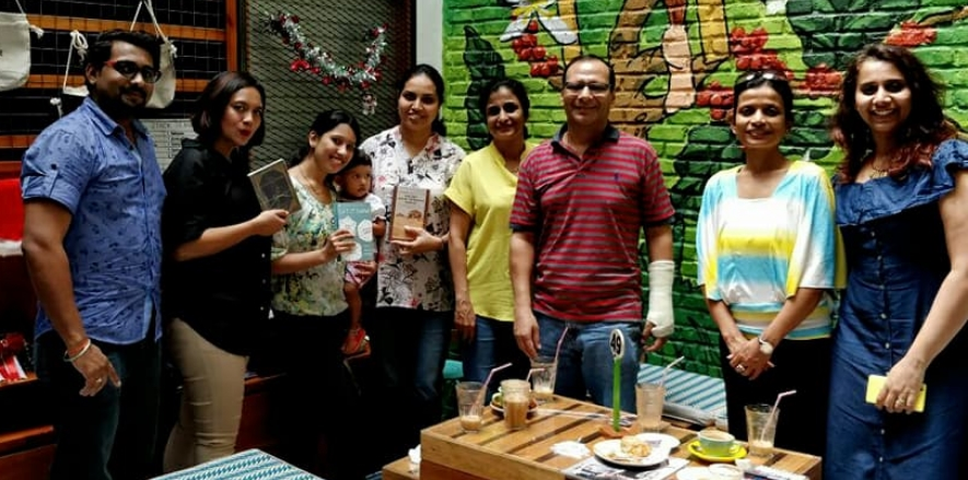 Indoindians Book Club Meetup