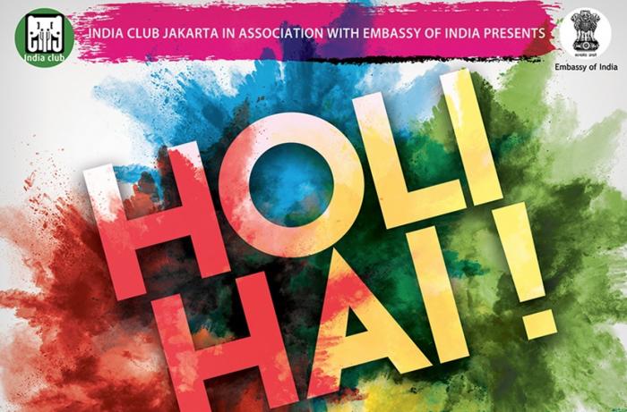 India Club Holi 2018