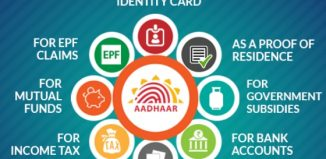 Uses of Aadhaar Card