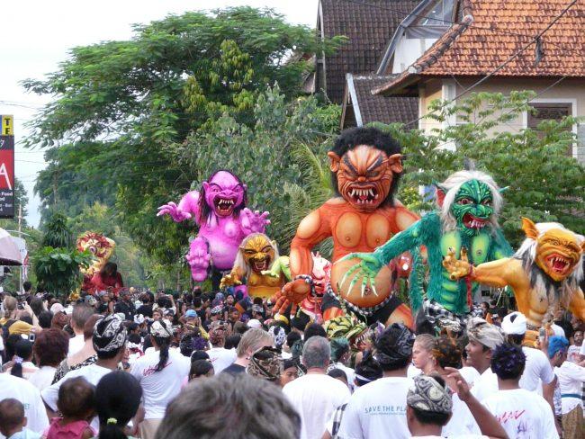 7 Amazing Facts about Nyepi Celebrations - Indoindians.com