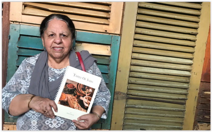 Molina Hazuria: A Taste of India in Indonesia