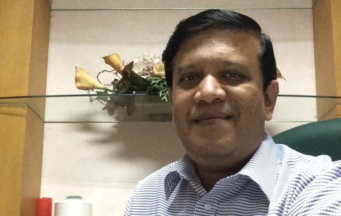 Ramesh Ramachandran: Living Life To The Fullest